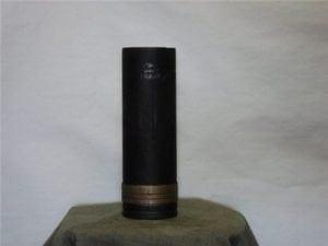 90mm Anti personel grapeshot projectile (no grapeshot)