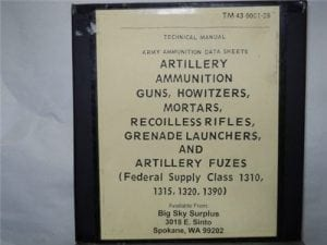 Technical manual. Army ammunition data sheet 37mm and up plus Army ammunition data sheets for mortors, grenade launchers, etc.