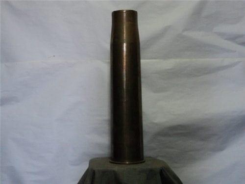 105mm DM-60 105×617, Los Vov-8-18 fired brass case