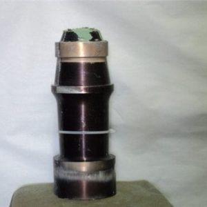 120MM Three piece aluminum sabot set, New experimental large hole long type.