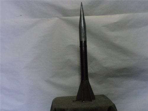 120MM Finn stabelized tungsten carbide long rod penetrator (max travel distance 20 miles)