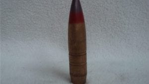 12.7 mm Egyptian APIT Projectile. Price per projectile.