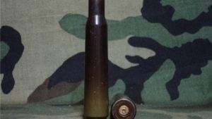 12.7mm Regular fired steel case. Price per case.