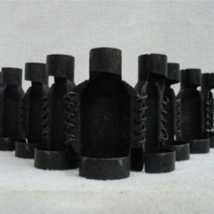 14.5mm Metal linked 10rd belt. Price per belt.