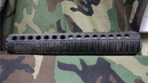 223 M-16/AR15 forearm, long style. Price per set