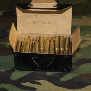 5.56 / 223 Tracers M856 50 Round box