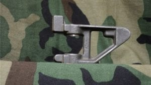 223 M-16 Front sight. in the white.