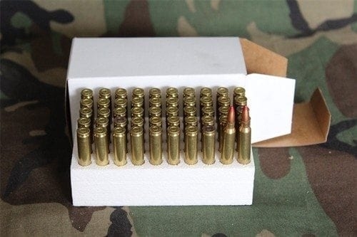 223 tracer ammo. 50 rd box