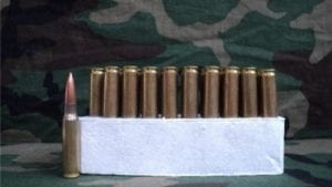 308 Match ammo L.C. 20 round box