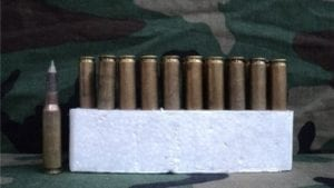 308 Frangible ammo assorted headstamp 20rd box