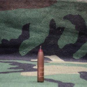 .311 dia APIT bullets 150gr flat base. Price per projectile