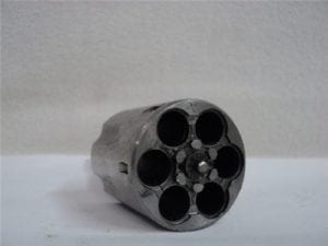 357 Magnum Stainless steel 86 or 686 small cylinder with recessed shell holder. price per cylinder.