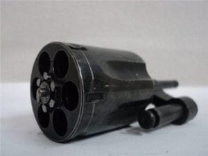 357 Magnum Stainless steel 86 or 686 small cylinder blue not recessed. price per cylinder.