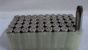 357 Magnum Incendiary ammo. 50 round box.