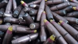 50 cal spotter tracer bullet. 500 projectile pack washed and ready to size.
