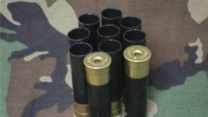 8 gauge unfired, Unprimed shotgun shells. Price per 10 pack