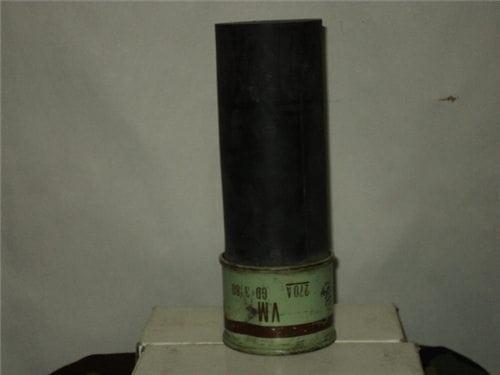 Inert grenade discharger L8A1 (2-80)
