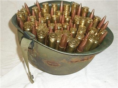 50 Cal ball ammo