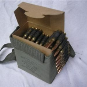 308 M60 100 Round Belt of Ammo