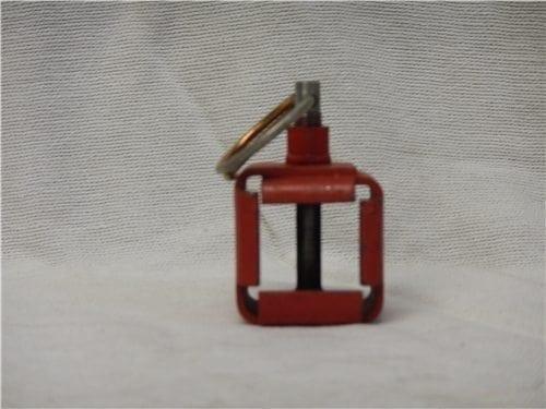 223 M-16 Blank firing device. Used.