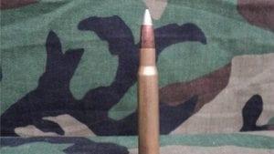 30-06 Api ammo U.S. 20 rounds