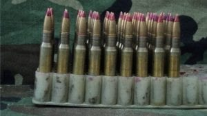 30-06 Extra long trace ammo. 20 round pack