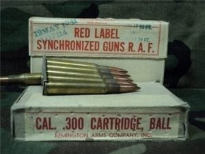 30-06 Ball ammo Red label. 20 round box