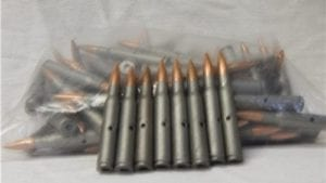 30-06 steel case dummy rds. 500 round pack