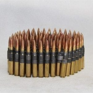30-06 Origianal WWII tracer ammo. SL-4 headstamp.100 rds.