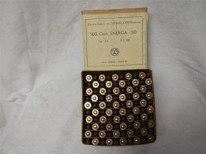 30-06 grenade launch blanks. original 100 round box