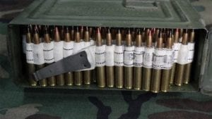30-06 Canadian AP and tracer ammo ammo.