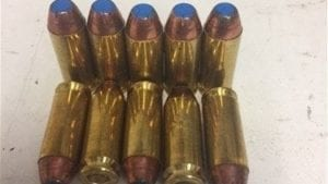 10 MM Incendiary Ammo. 10 round pack