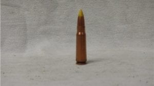 7.62×39 yellow tip ammo. Price per round.