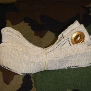 100 round cloth browning belt.