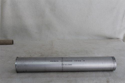 37MM fired flare tubes