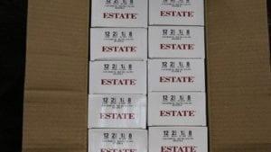 Estate 12 Gauge #8 Shot Shells 250 Rd Case