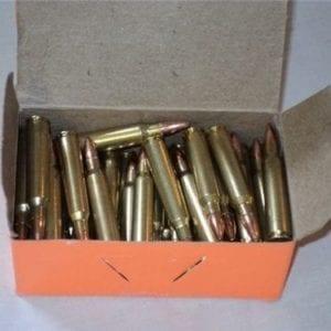 223 Dummy rds. 50 round box