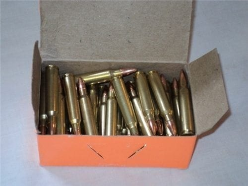 223 Dummy rds. 50 round box