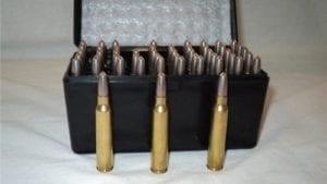 223 Frangible ammo. 50 round box
