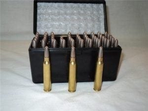 223 Frangible ammo. 50 round box