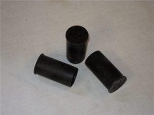 223 plastic muzzle caps