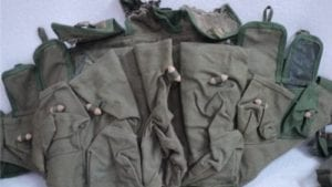 7.62×39 Green magazine vest