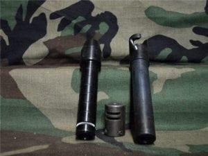 7.62×39 SKS/AKS or AKM grenade launchers