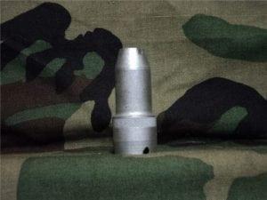 7.62×39 SKS/AK Blank firing device Type 1