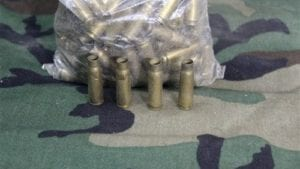7.62×39 Boxer primed fired brass. 129 case pack