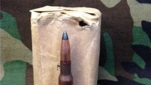7.62X54R GREEN TRACER FACTORY AMMO. 20 ROUND PACK
