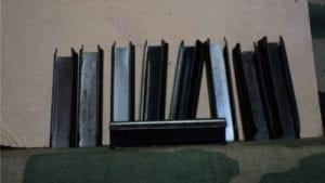 7.62X54R BLACK STRIPPER CLIPS. 10 clip pack