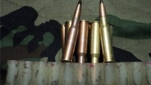7.62X54R AP AMMO. 20 rounds