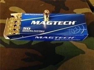.45 Magtech 230 Grain FMJ
