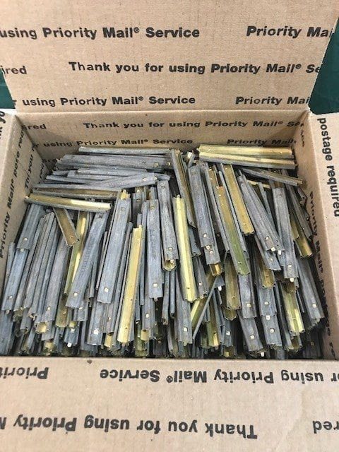 223 stripper clips. 1000 clip box